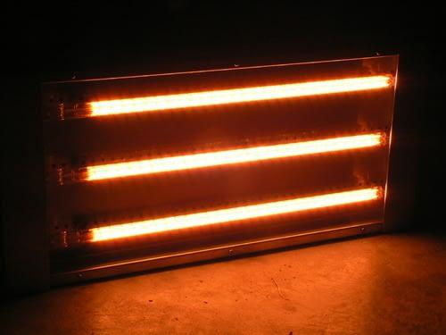 Bon chauffage infrarouge